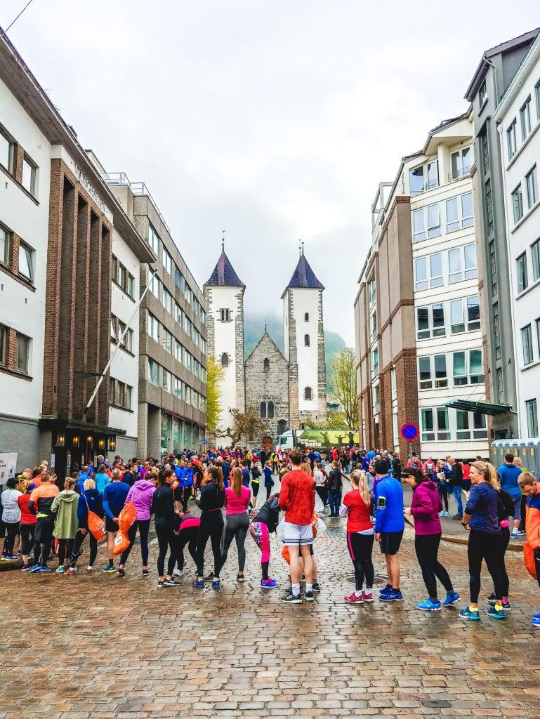 Medal Bergen Marathon