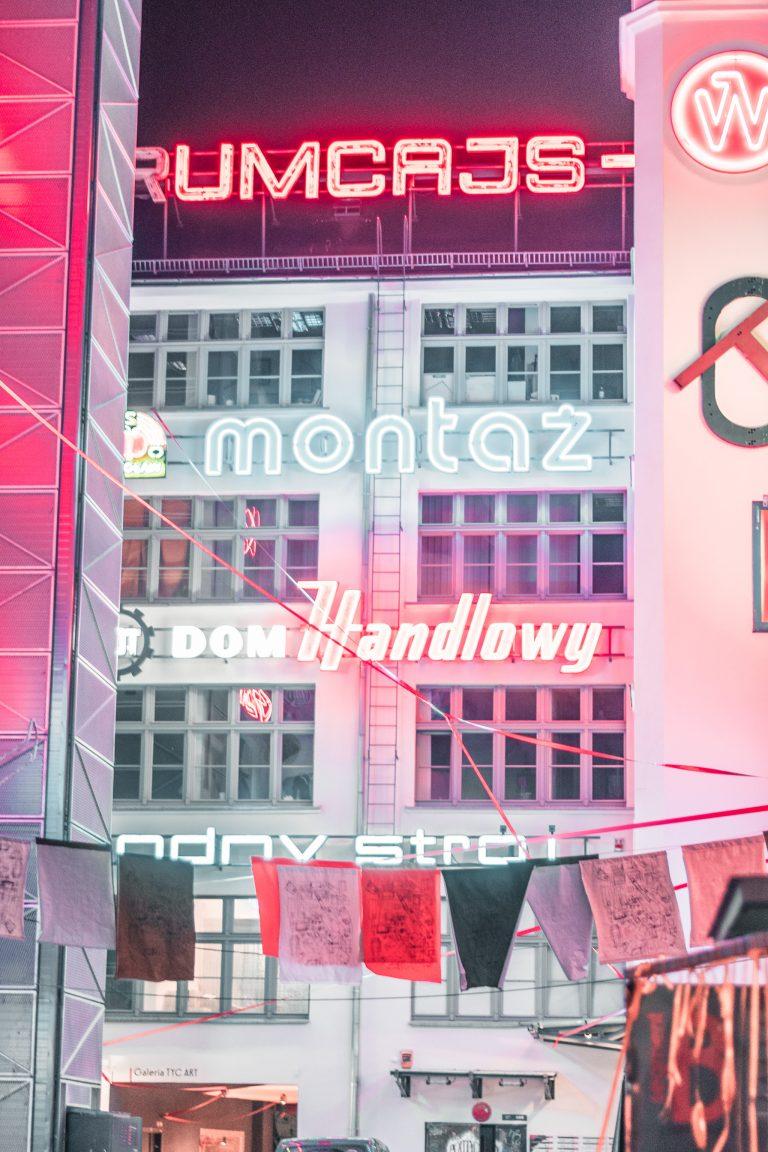 Wrocławskie neony wroclove wrocław