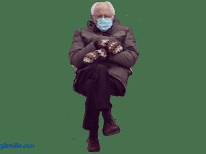 Jak utworzyć fotomontaż z Bernie Sandersem?