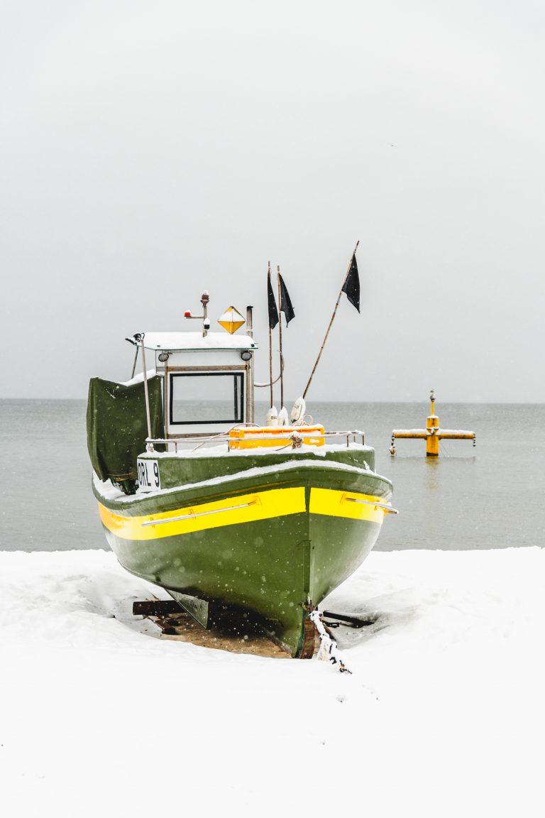 Klif i molo w Or?owie w Gdyni wycieczka spacer