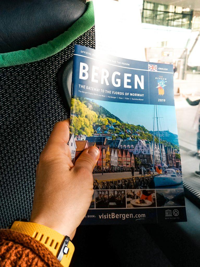 Zwiedzanie Bergen