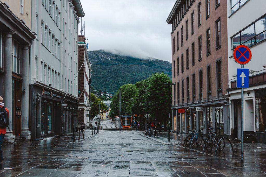 Bergen miasto