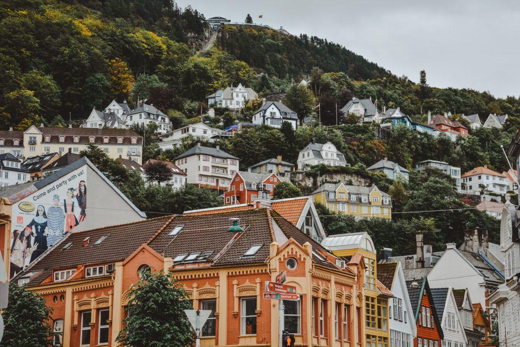 Bergen - perła północy
