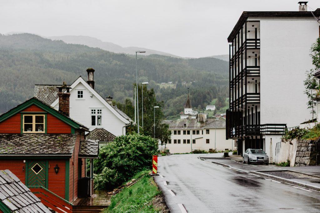 ulvik norweska miejscowo??