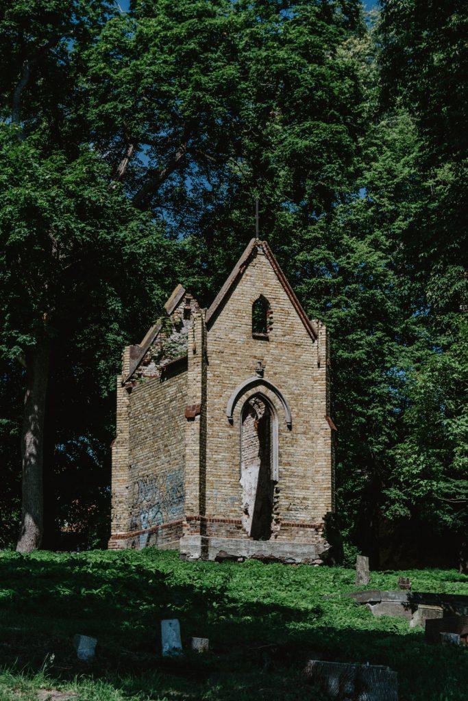 Cmentarz Ewangelicki w Sztumie