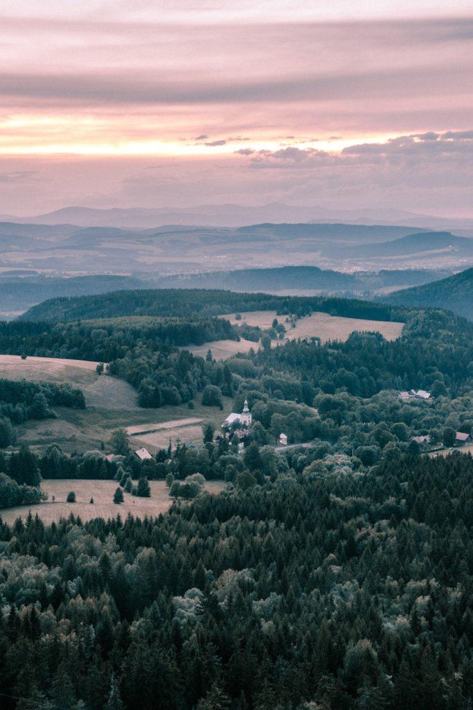 Szczeliniec Wielki, Góry Stołowe