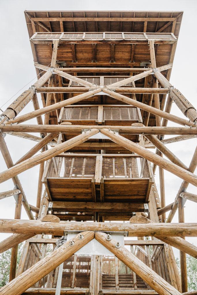 Wieża w Fojutowie