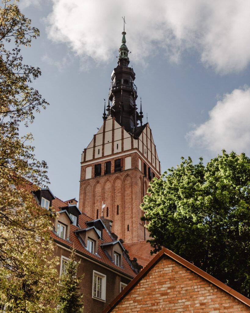 Katedra św. Mikołaja w Elblągu. Elbląg