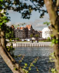 Elbląg – miasto w odbudowie po II Wojnie Światowej