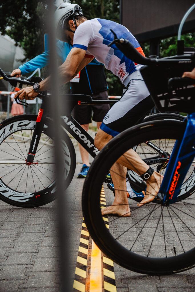 Rower w Triathlonie