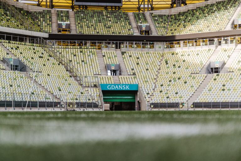 Zwiedzanie Stadionu Gdańsk