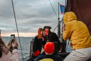 Baltic Sail 2020 – wypływamy na Zatokę Gdańską łotewskim żaglowcem Libava