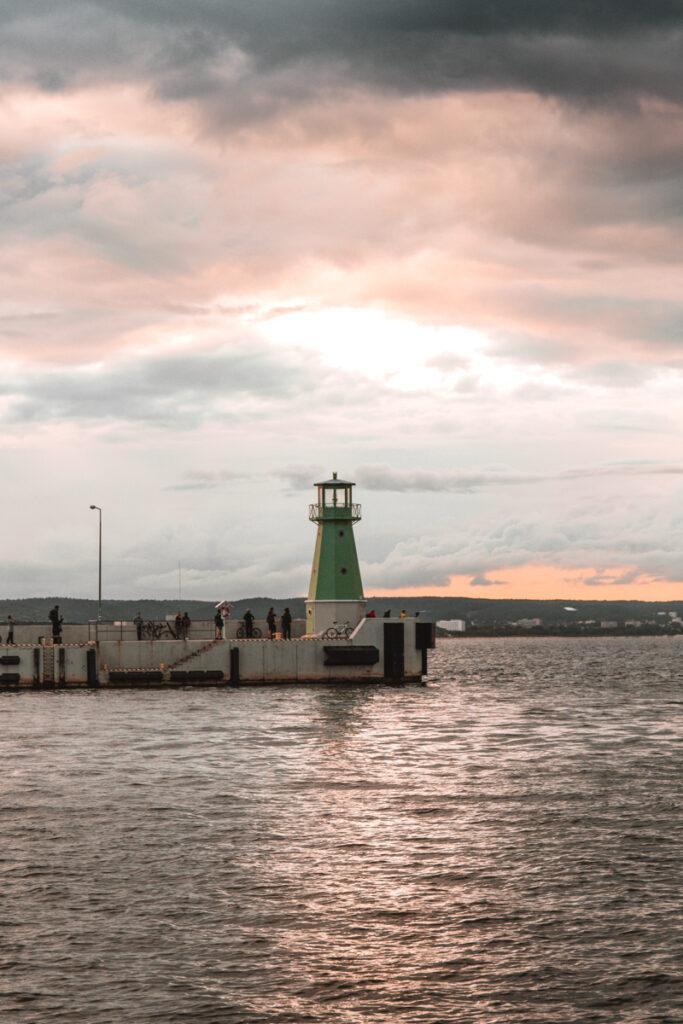Port Gdański, Westerplatte