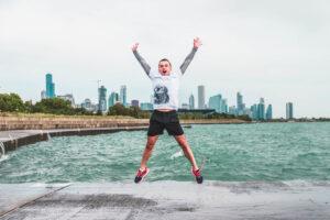 Mój Chicago Marathon. Jak się dostać na maraton w Chicago? Pełna relacja!